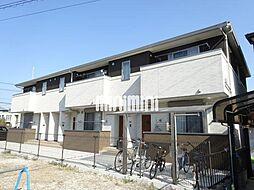 フレグラント桜井[1階]の外観