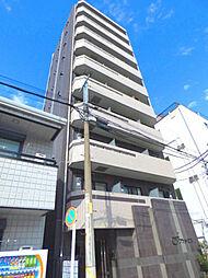 Fフラット並木[4階]の外観