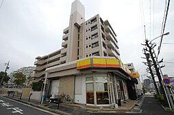 矢野マンション[4階]の外観