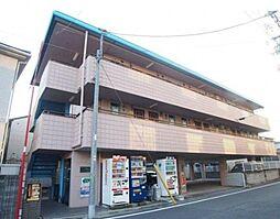 東京都板橋区前野町6丁目の賃貸マンションの外観