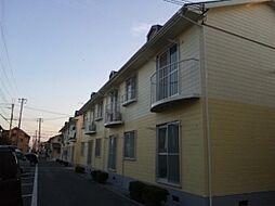 ハイツ前田[107号室]の外観