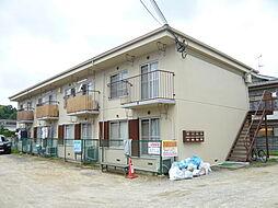 香川マンション[2階]の外観
