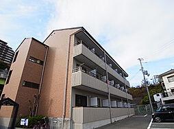 兵庫県神戸市須磨区車下大道の賃貸マンションの外観