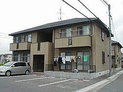 グレースタウン B棟[1階]の外観