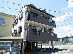 岩崎ハイツII[3階]の外観