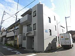新潟県新潟市中央区天神1丁目の賃貸マンションの外観