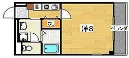 GRAND MASA[2階]の間取り