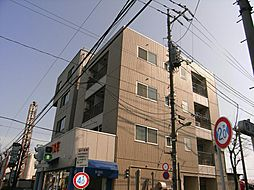 この木ハウス[4-B 号室]の外観