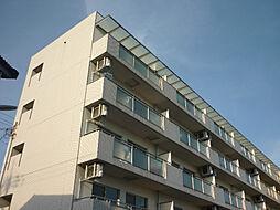 大阪府摂津市別府2丁目の賃貸マンションの外観