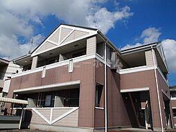 アビタシオン・アミ B[1階]の外観