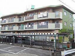 小野カメラコーポ[1階]の外観