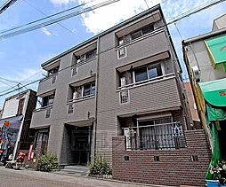 京都府京都市上京区一条通御前通西入大東町の賃貸マンションの外観