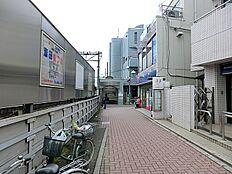 京王電鉄上北沢駅