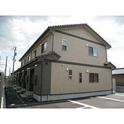 ファイン田島 E棟[5号室]の外観