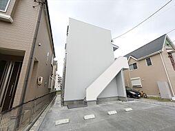 愛知県名古屋市中村区二瀬町の賃貸アパートの外観