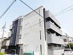 大阪府堺市堺区南旅篭町東2丁の賃貸マンションの外観