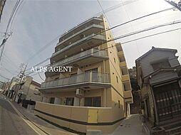 神奈川県横浜市南区中村町2丁目の賃貸マンションの外観