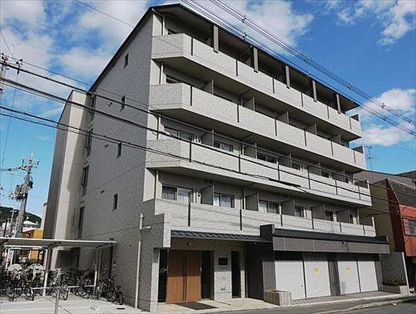 ファインブルーム伏見稲荷[505号室号室]の外観