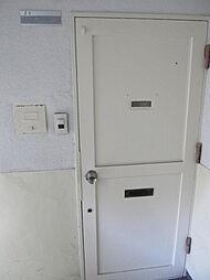 白石第2アパート[4階]の外観