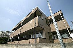 埼玉県上尾市谷津1の賃貸アパートの外観