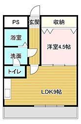 【敷金礼金0円!】日映マンションIII