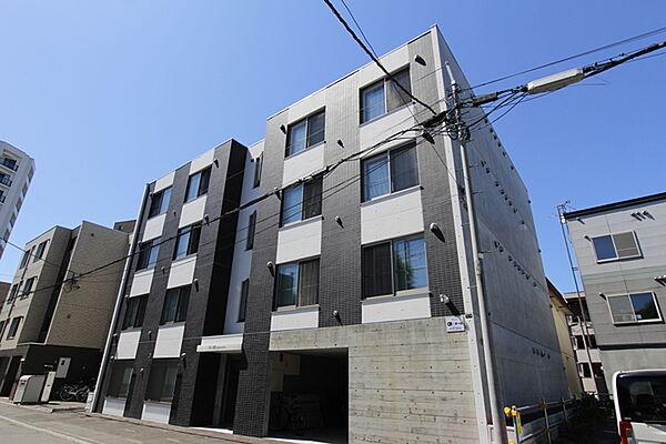 CLOUD NINE  HIBARIGAOKA[1階]の外観
