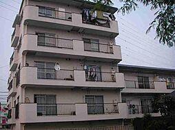 ニックハイム鶴見旭台[3階]の外観