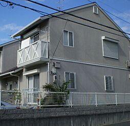 [テラスハウス] 大阪府箕面市桜ケ丘3丁目 の賃貸【/】の外観