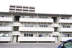 香川県高松市元山町の賃貸マンションの外観