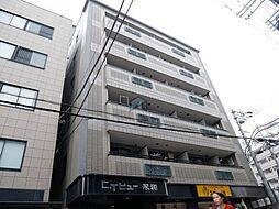 大阪府東大阪市長栄寺の賃貸マンションの外観