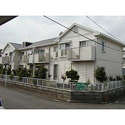 神奈川県横浜市泉区緑園3丁目の賃貸アパートの外観