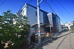 大阪府柏原市古町1丁目の賃貸アパートの外観