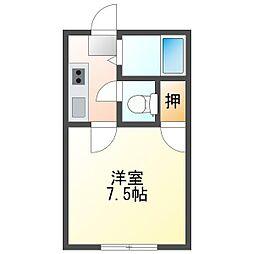 【敷金礼金0円!】コーポカーム