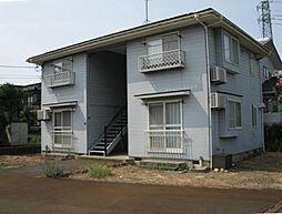 ハイツひばり[2階]の外観