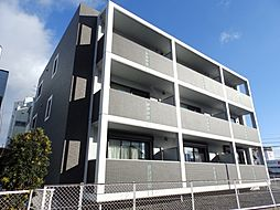 La Quadrifoglio[1階]の外観