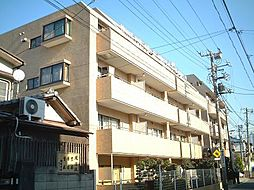 東京都中野区本町5丁目の賃貸マンションの外観