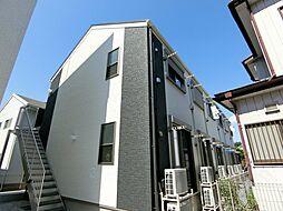 神奈川県横浜市瀬谷区瀬谷3丁目の賃貸アパートの外観