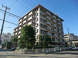 ハーゲンベルク立花[2階]の外観