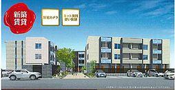 福岡県久留米市東櫛原町の賃貸アパートの外観