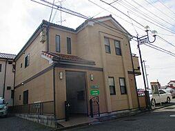 ドミール新狭山[102号室号室]の外観
