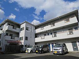 大阪府堺市北区中百舌鳥町6丁の賃貸アパートの外観