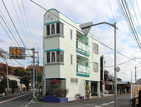 東京都東大和市奈良橋3丁目の賃貸アパート