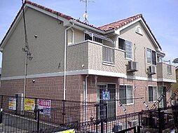 アヴニール77 A棟[2階]の外観