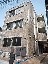 東京都中央区佃1丁目の賃貸マンションの外観