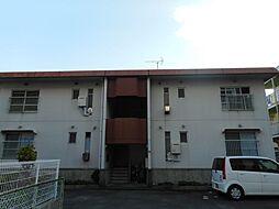 高田ハイツC[201号室]の外観