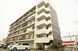 ハイツユソーキ[4階]の外観
