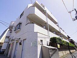 東京都練馬区東大泉1丁目の賃貸マンションの外観