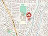 地図,1LDK,面積38.92m2,賃料4.5万円,バス 函館バス学園前下車 徒歩7分,,北海道函館市日吉町1丁目