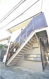 東京都杉並区成田東4丁目の賃貸アパートの外観