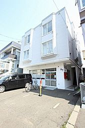 北海道札幌市東区北十七条東15丁目の賃貸アパートの外観